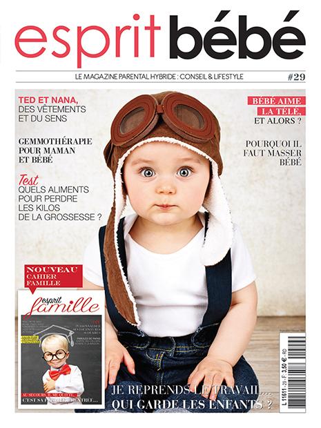 magazine bébé et maman
