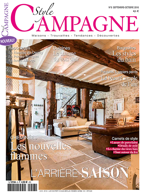 maisons de campagne magazine amazing drapier en bois et collection de vieux boutis with maisons. Black Bedroom Furniture Sets. Home Design Ideas